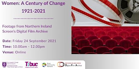 Women: A Century of Change   1921 - 2021 biljetter