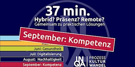 37 Min / Betriebliches Wissensmanagement – Digitalisierung als Chance Tickets