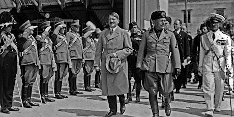 Failure of Democracy in Interwar Europe tickets