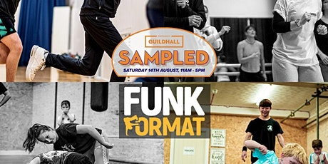 Street dance workshops at SAMPLED Guildhall tickets