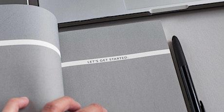 Apprenez le Design Thinking et aidez-nous à définir le futur du travail tickets