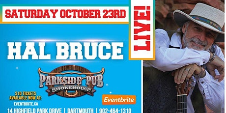Hal Bruce tickets