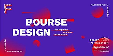 Bourse Design [Hypersthène x FDW2021] billets