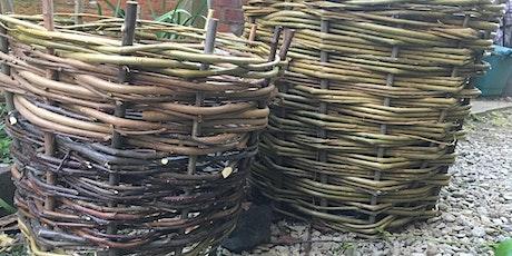 Wild weaving: Garden Planters - Sutton Courtenay tickets