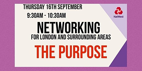 Networking for London and Surrounding Areas tickets