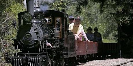 Tilden Park Steam Train Hike tickets