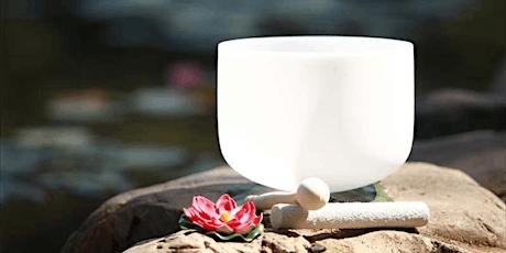 FREE Sound Bath Healing & Healing Meditaion tickets