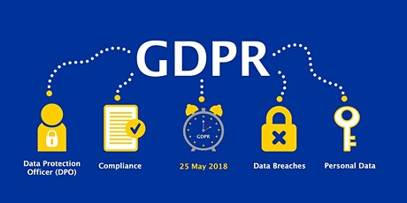 An Introduction to the General Data Protection Regulation (GDPR) - Part 1 tickets