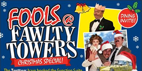 Only Fools @ Fawlty Towers Christmas Special tickets