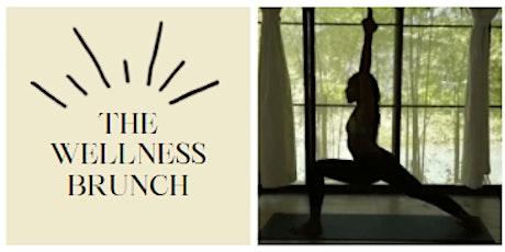 The Wellness Brunch SEPTEMBER tickets