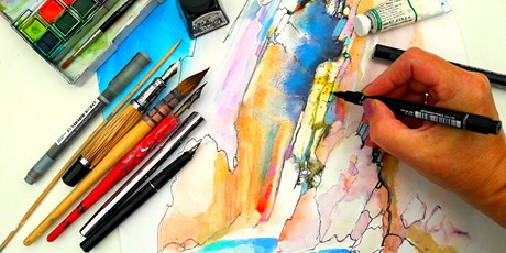 Introduction to Line and Wash Painting tickets