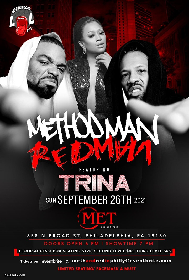 Method Man and Redman  featuring Trina image