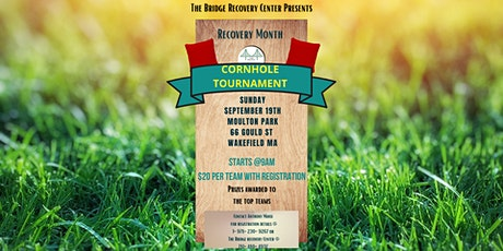 Celebrate Recovery Month Cornhole Tournament tickets