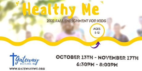 2021 Healthy Me for Kids tickets