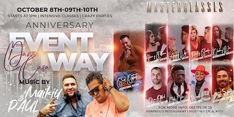 Dance Casa: EventWay Anniversary tickets
