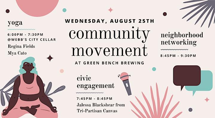 Community Movement image
