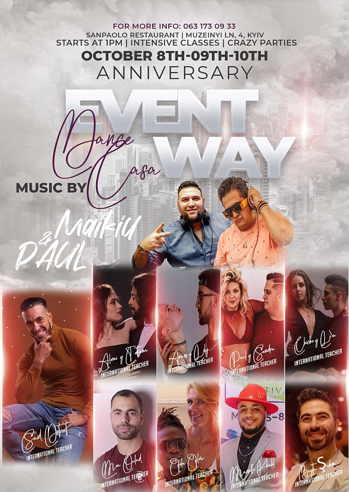 Dance Casa: EventWay Anniversary image