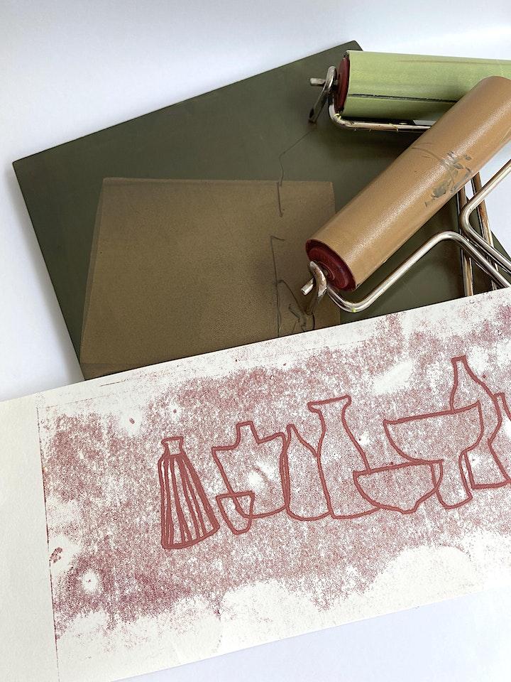 Arthouse | Do, 30.9. | 19:00 Uhr |  Malworkshop: Stillleben mit Gouache: Bild