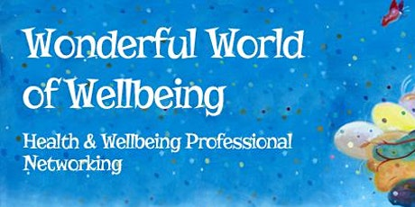 Face-2-Face Networking for Wellbeing professionals tickets