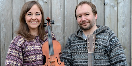 The 'She' in Shetland: Music from Claire & Robbie | Shetland Wool Week Tickets