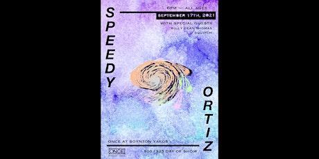 Speedy Ortiz w/ Billy Dean Thomas and Squitch tickets