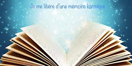 Libération d'une mémoire karmique billets