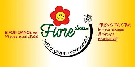 Corso Balli di Gruppo, prenotazione prova gratuita 17_9 MEDA ore 20.00 biglietti