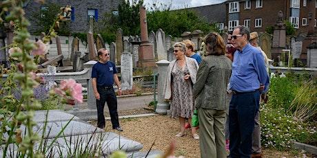 Guided Walks of Willesden Jewish Cemetery (Sept-Nov) tickets
