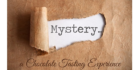 Mystery Chocolate Tasting- Interesting Inclusions (Virtual) tickets