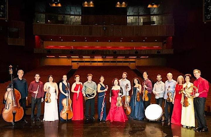 """imagem CONCERTO """"JOIAS DO BARROCO MUSICAL"""", Alorna Ensemble (dir. Tera Shimizu)"""