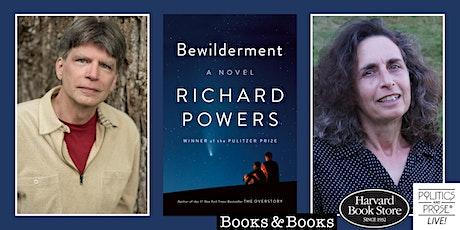P&P Live! Richard Powers | BEWILDERMENT with Elizabeth Kolbert tickets