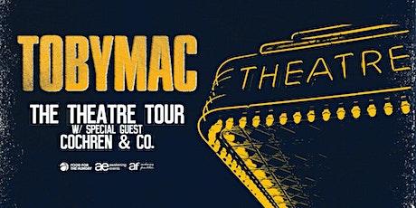 MERCH VOLUNTEER - TobyMac Theatre Tour - Evansville, IN tickets