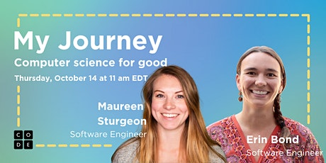 My Journey: Computer Science for Good tickets