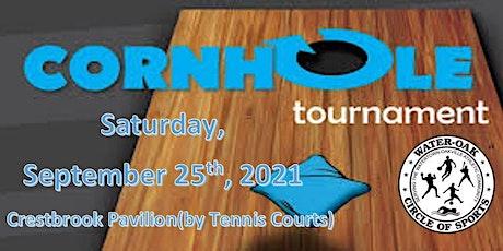 Water-Oak Circle of Sports Cornhole Tournament 2021 tickets