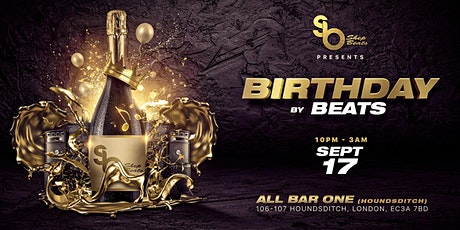 Birthday By Beats 2021 tickets