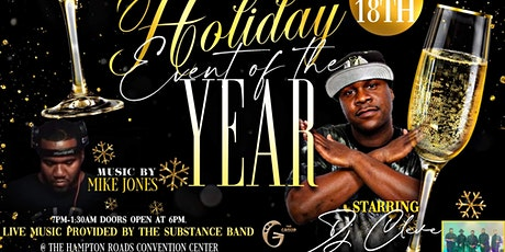 Biggest Holiday Event of The Year tickets