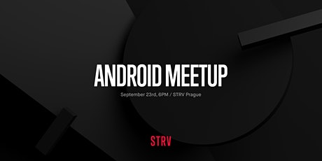 Android Meetup PRG tickets