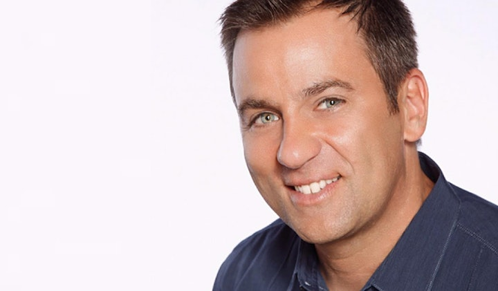 Comedy on The Green at Crabapple Market featuring John Heffron image