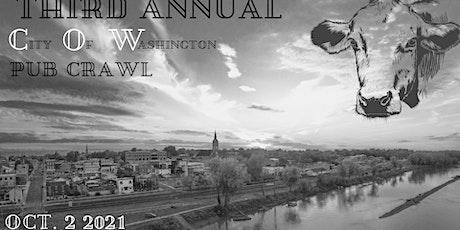 Third Annual C.O.W Pub Crawl for United Way tickets