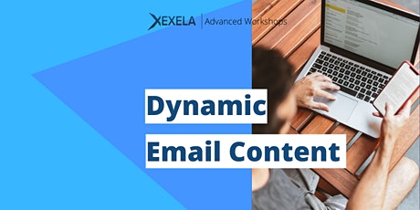 Dynamic Email Content tickets