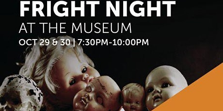 Fright Night at the Museum tickets