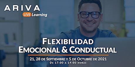 Flexibilidad Emocional & Conductual entradas