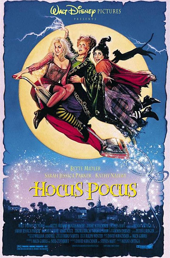 Roland Avenue Movie Night: Hocus Pocus image
