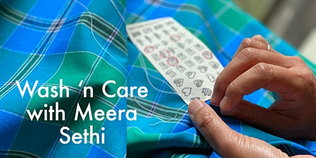 Wash 'n Care Workshop with Meera Sethi tickets