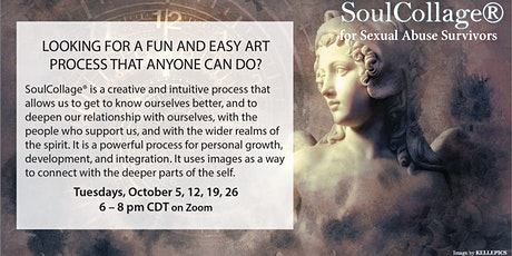 SoulCollage® for Sexual Abuse Survivors tickets