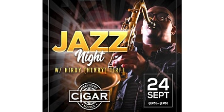 Jazz Night W/ Hiruy (Henry) Tirfe tickets