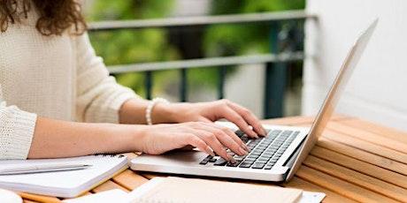 UWC Digital Graduate Writing Retreat 12:00 PM to 4:00 PM tickets