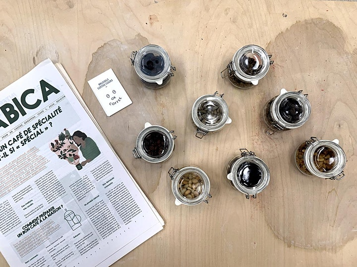 Image pour Barista 1 : Introduction au Café & Dégustation + Mini Atelier Sensoriel