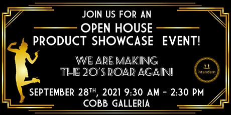 InTandem Promotions Roaring 20's Open House tickets