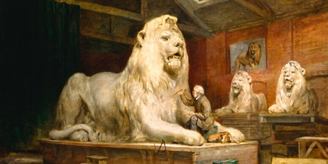 The Lions of London and other Exotic Animals:  a virtual tour for charity tickets